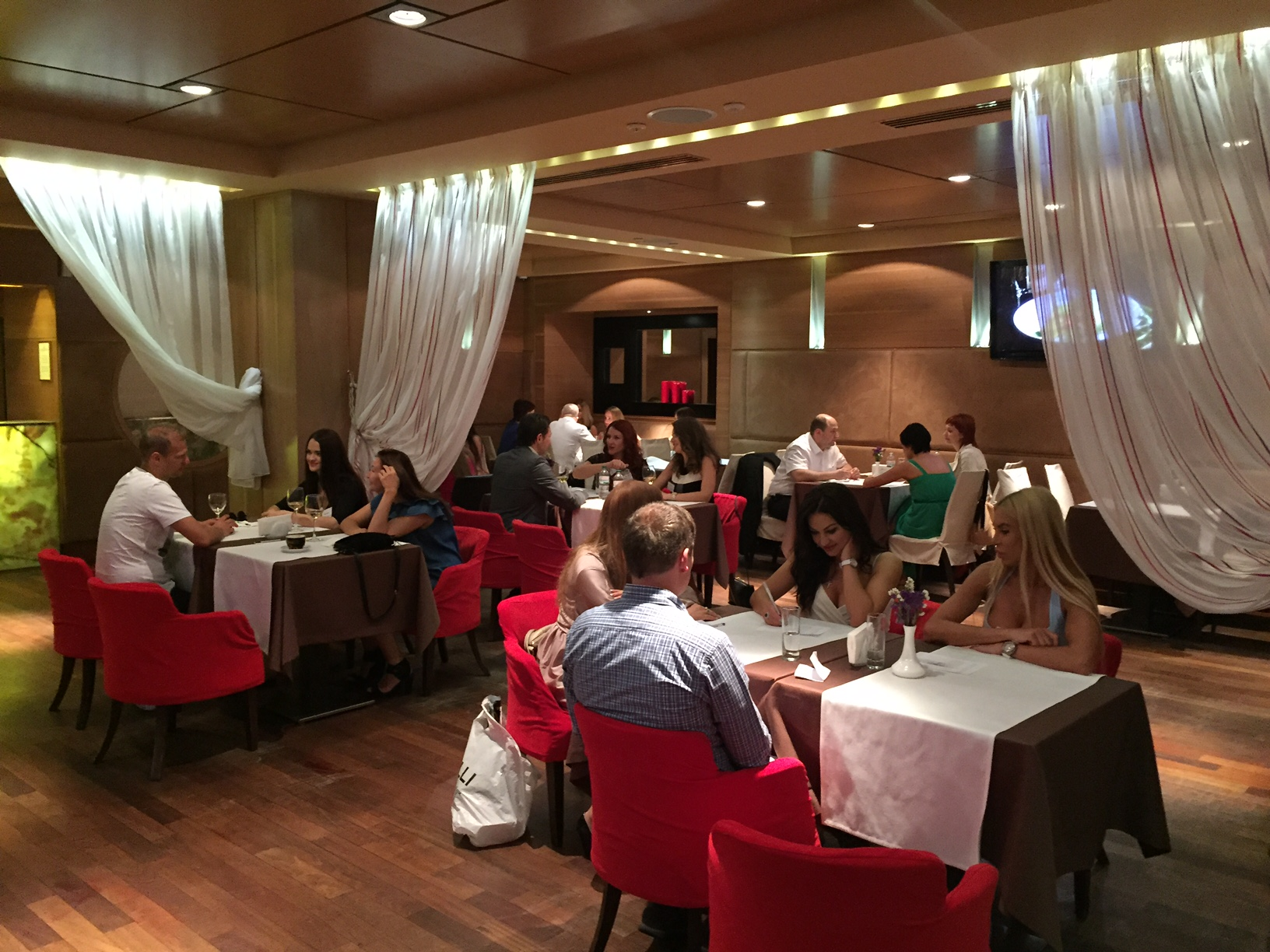Speed Dating in Kiev, Ukraine