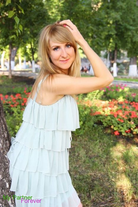 Dating with Single Russian Lady Elena from Samara, Russia