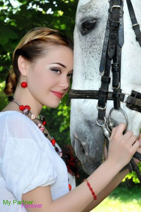 Gorgeous Russian Woman Yana from Chisinau, Moldova
