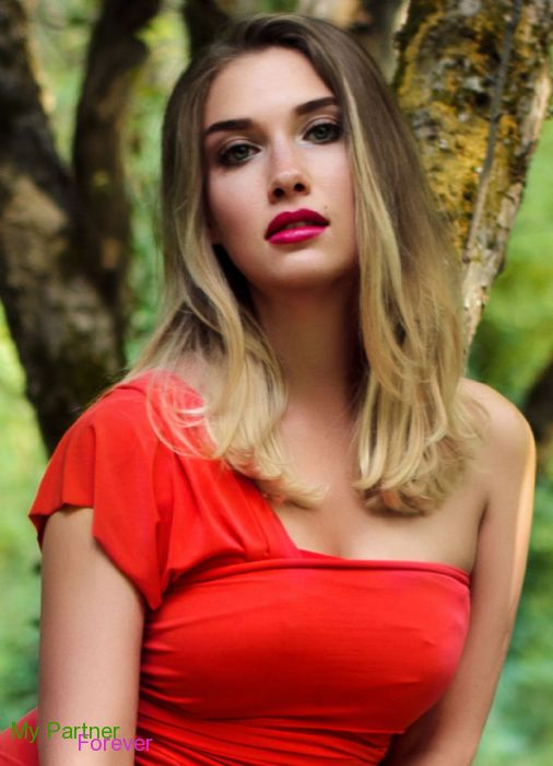 Dating Site to Meet Pretty Ukrainian Woman Anna from Kharkov, Ukraine