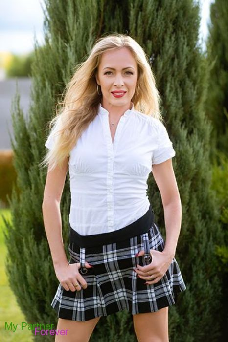 Meet Gorgeous Ukrainian Woman Olga from Zaporozhye, Ukraine