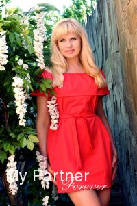 Charming Ukrainian Bride Tatiyana from Kharkov, Ukraine