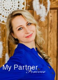 Dating Site to Meet Charming Russian Woman Elena from Samara, Russia