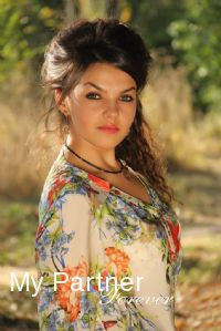 Datingsite to Meet Elena from Vinnitsa, Ukraine