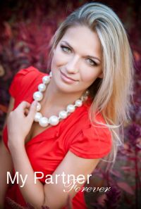 Gorgeous Girl from Ukraine - Nataliya from Zaporozhye, Ukraine