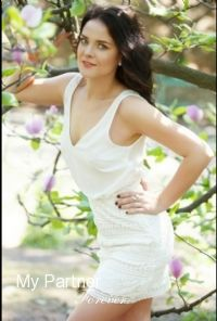 Charming Ukrainian Lady Marina from Kiev, Ukraine