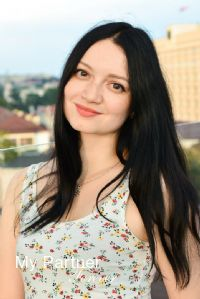 Dating with Beautiful Belarusian Lady Eleonora from Grodno, Belarus