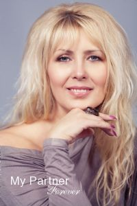 Datingsite to Meet Single Ukrainian Woman Nataliya from Zaporozhye, Ukraine