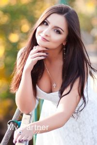 Online Dating with Charming Ukrainian Woman Marina from Kharkov, Ukraine