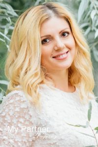 Online Dating with Single Belarusian Woman Alla from Grodno, Belarus