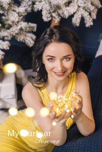 Ukrainian Girl Looking for Marriage - Yuliya from Kiev, Ukraine