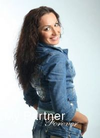 Pretty Ukrainian Bride Albina from Kiev, Ukraine