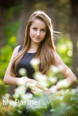 Dating with Ukrainian Woman Elena from Zaporozhye, Ukraine