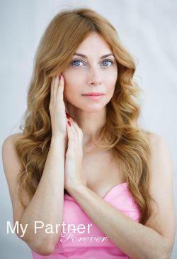 Datingsite to Meet Single Russian Woman Evgeniya from Moscow, Russia