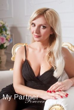 Datingsite to Meet Single Ukrainian Girl Elena from Zaporozhye, Ukraine