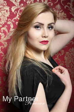 Meet Beautiful Ukrainian Girl Nataliya from Vinnitsa, Ukraine