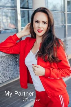 Charming Lady from Ukraine - Olga from Zaporozhye, Ukraine