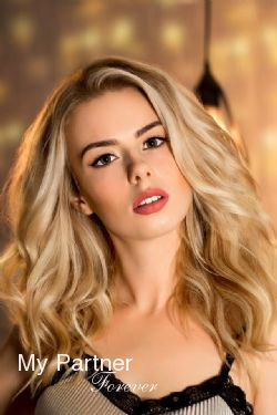 Charming Ukrainian Girl Svetlana from Kiev, Ukraine