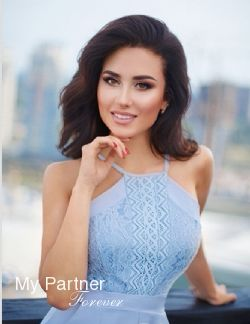 Dating Service to Meet Gorgeous Ukrainian Girl Mariya from Kiev, Ukraine
