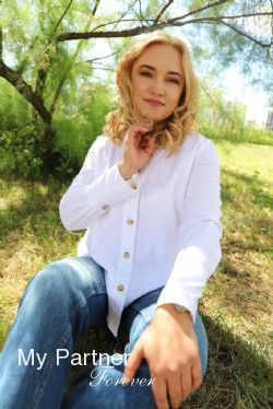 Dating Service to Meet Stunning Ukrainian Woman Svetlana from Kiev, Ukraine