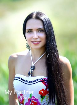 Dating Site to Meet Stunning Ukrainian Girl Elena from Kharkov, Ukraine