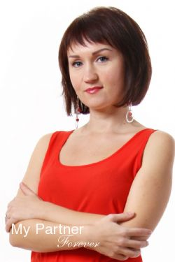 Dating with Charming Belarusian Lady Olga from Gomel, Belarus
