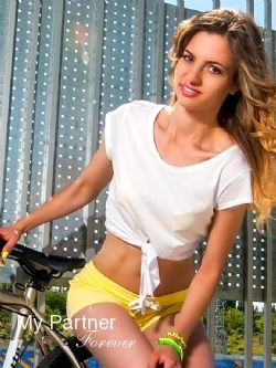 Gorgeous Ukrainian Bride Anastasiya from Nikolaev, Ukraine