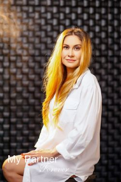 International Dating Site to Meet Inna from Kiev, Ukraine