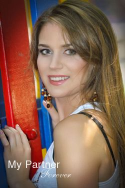 Online Dating with Aleksandra from Poltava, Ukraine