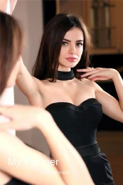 Online Dating with Pretty Ukrainian Girl Anna from Sumy, Ukraine