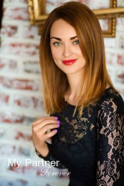 Pretty Ukrainian Lady Anna from Dniepropetrovsk, Ukraine