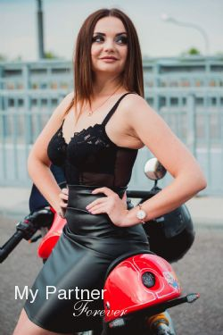 Stunning Lady from Ukraine - Olesya from Kiev, Ukraine
