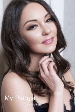 Stunning Ukrainian Bride Svetlana from Kiev, Ukraine