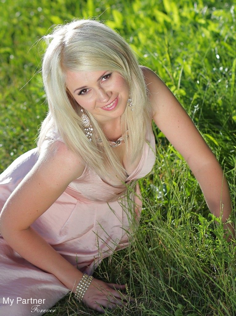 Dating Service to Meet Charming Ukrainian Girl Olga from Kiev, Ukraine