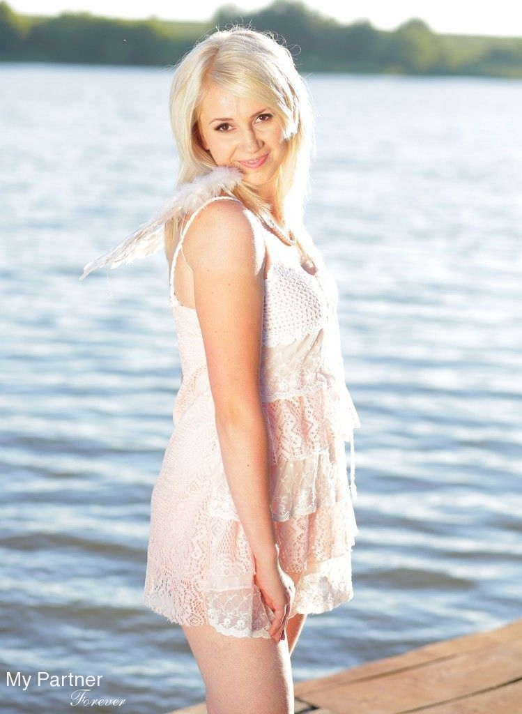 Dating Site to Meet Beautiful Ukrainian Girl Olga from Kiev, Ukraine