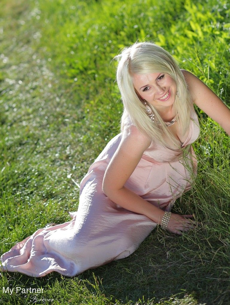 Dating Site to Meet Pretty Ukrainian Girl Olga from Kiev, Ukraine