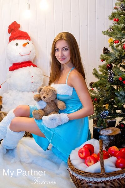 Dating with Beautiful Ukrainian Lady Nataliya from Zaporozhye, Ukraine
