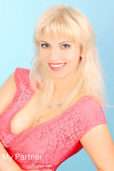 Dating with Single Ukrainian Lady Alla from Sumy, Ukraine