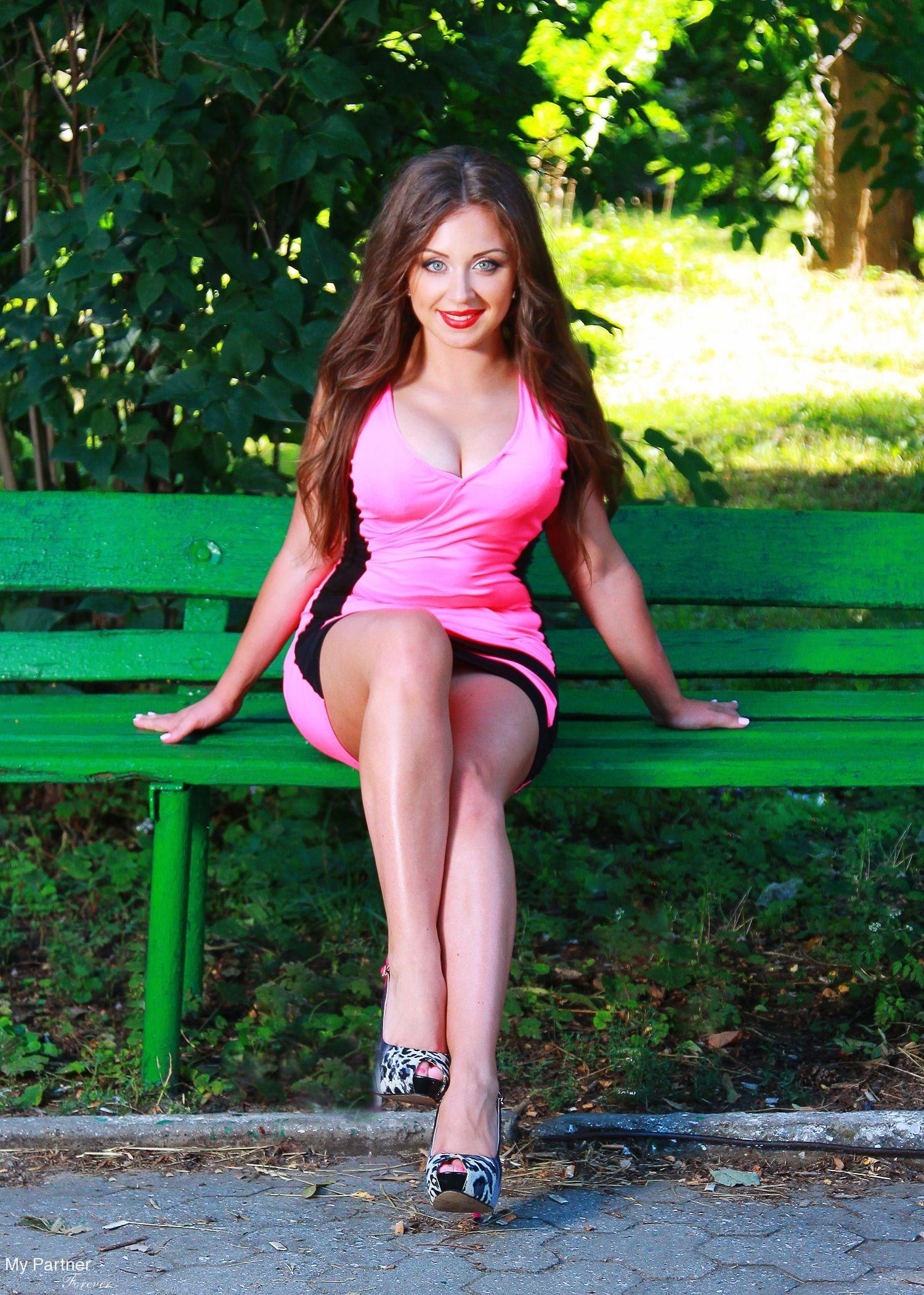 Ukraine Woman Olga From 7