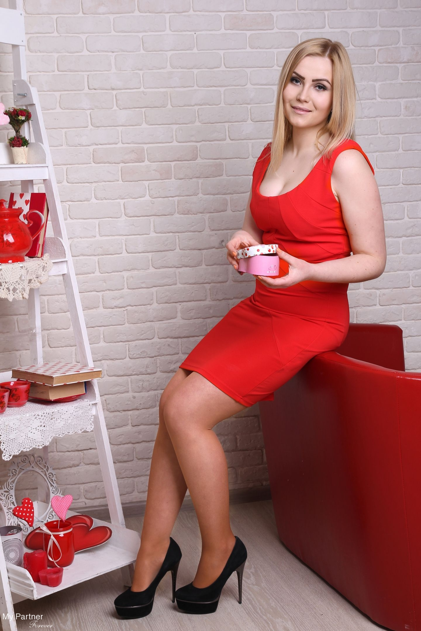 Datingsite to Meet Gorgeous Ukrainian Girl Nataliya from Vinnitsa, Ukraine