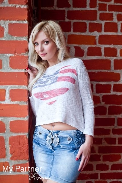 Datingsite to Meet Stunning Ukrainian Girl Elena from Zaporozhye, Ukraine