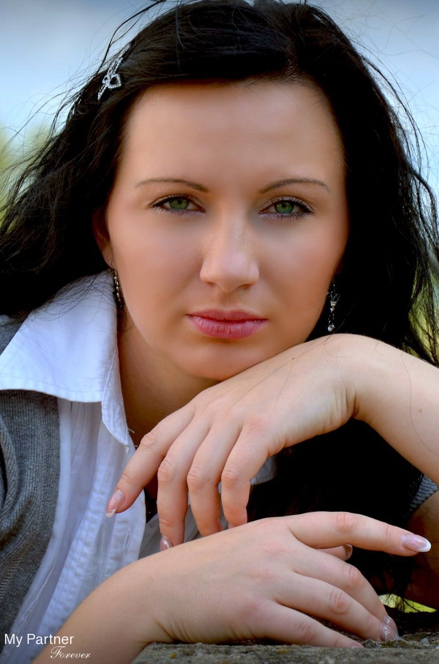 Marriage Agency Service to Meet Yuliya from Shchuchin, Belarus
