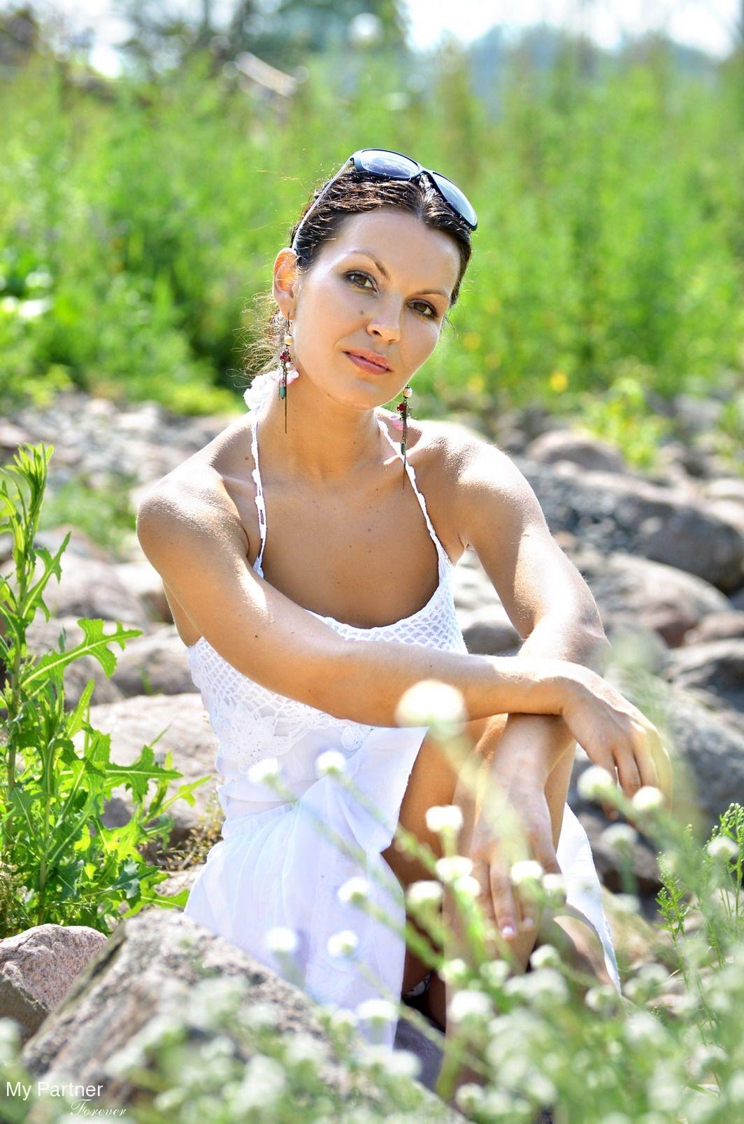 Meeting Belarus Bride Svetlana 61