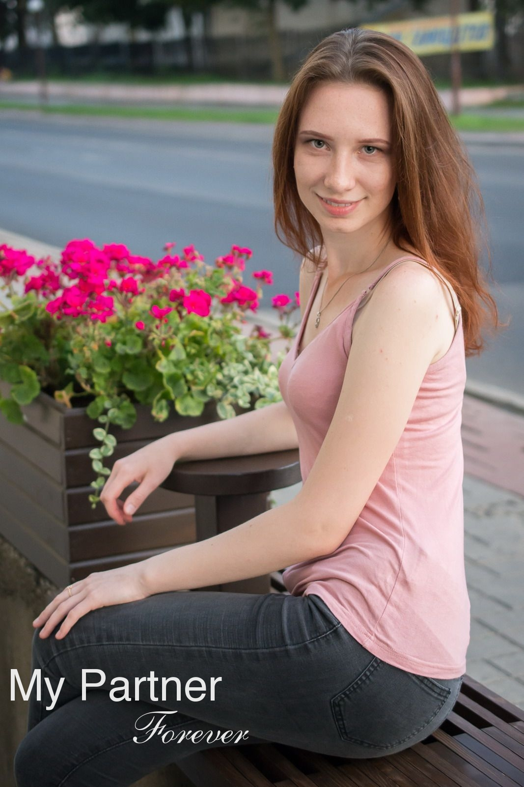Dating Site to Meet Beautiful Belarusian Lady Karina from Grodno, Belarus