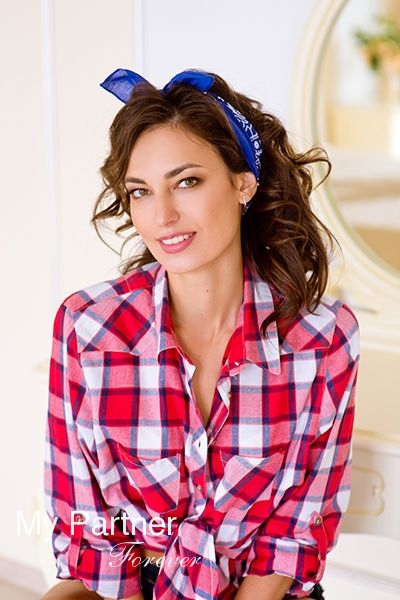 Dating Site to Meet Charming Ukrainian Girl Zoya from Zaporozhye, Ukraine