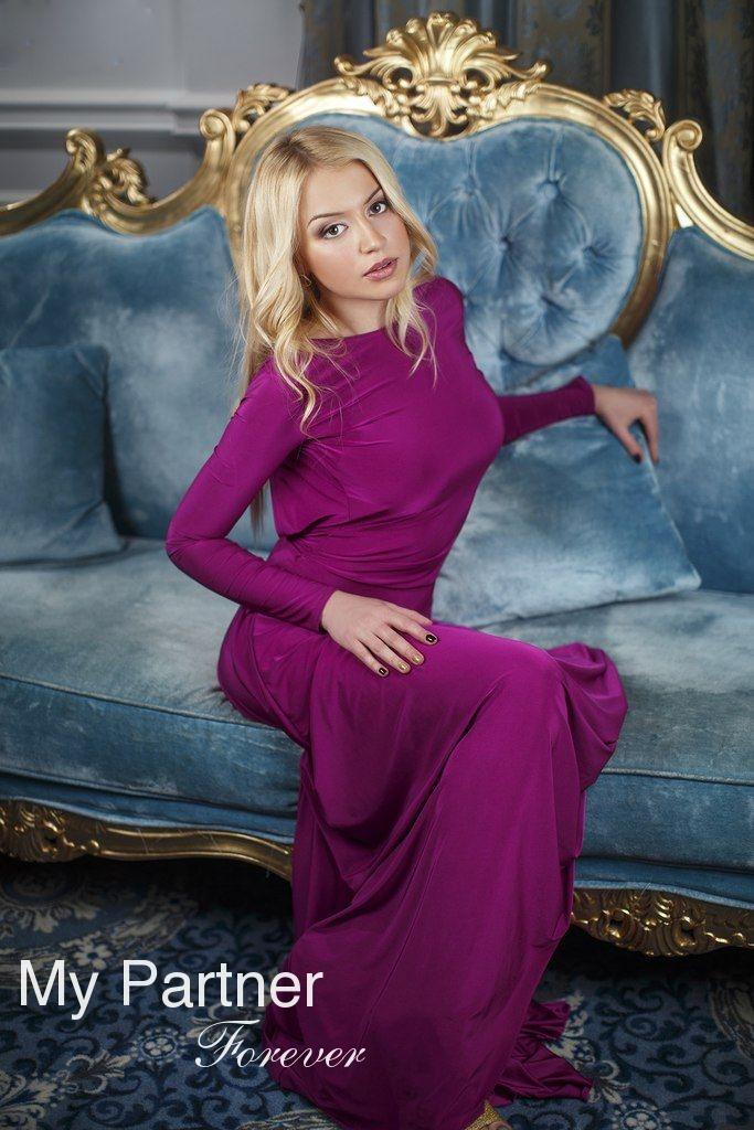 Dating Site to Meet Pretty Ukrainian Lady Anna from Kiev, Ukraine