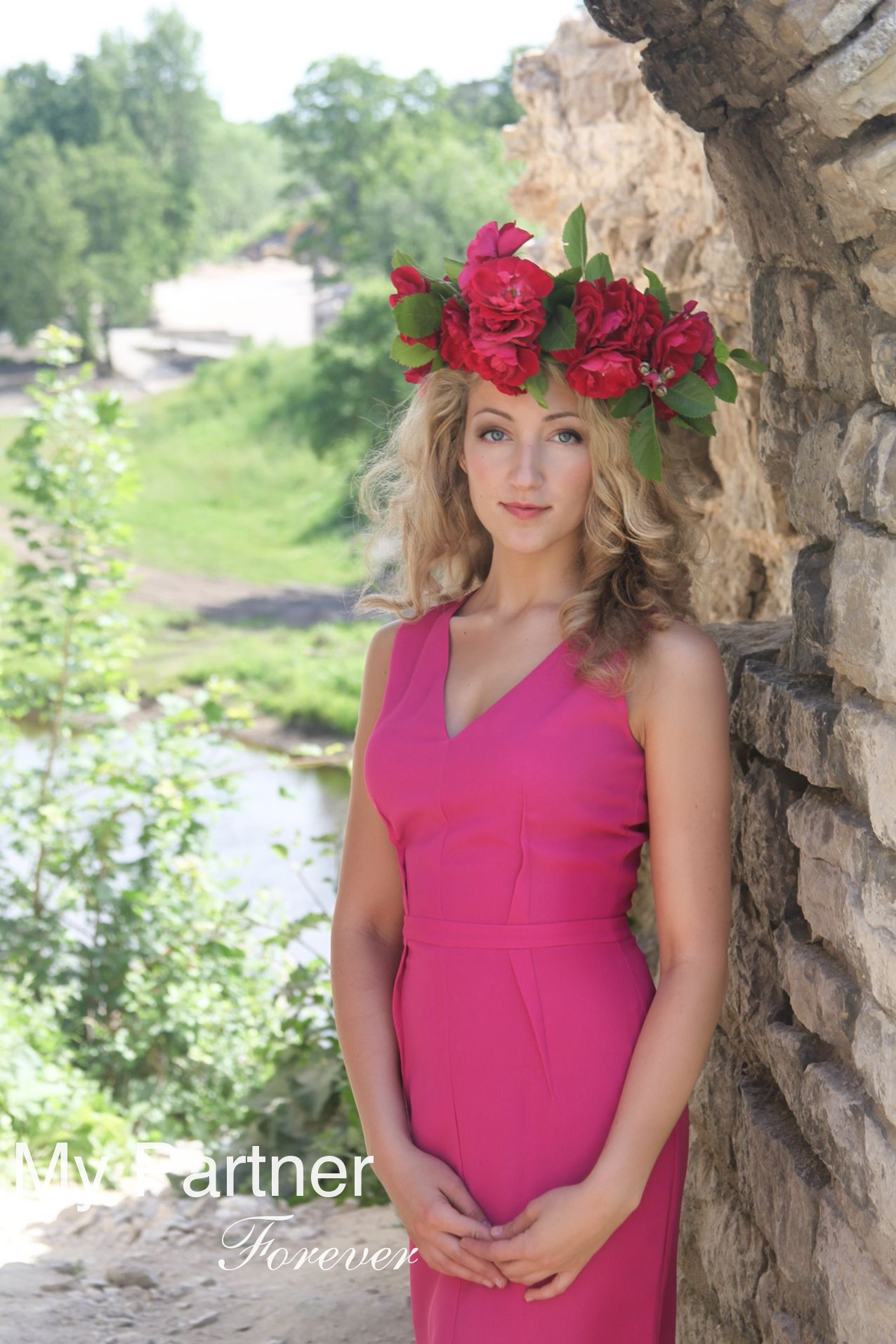 Dating Site to Meet Sexy Russian Woman Alina from Pskov, Russia