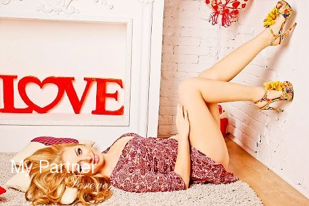 Dating with Sexy Ukrainian Lady Valentina from Zaporozhye, Ukraine