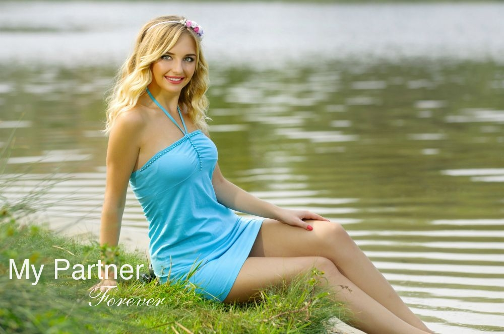 Datingsite to Meet Stunning Ukrainian Girl Alina from Poltava, Ukraine