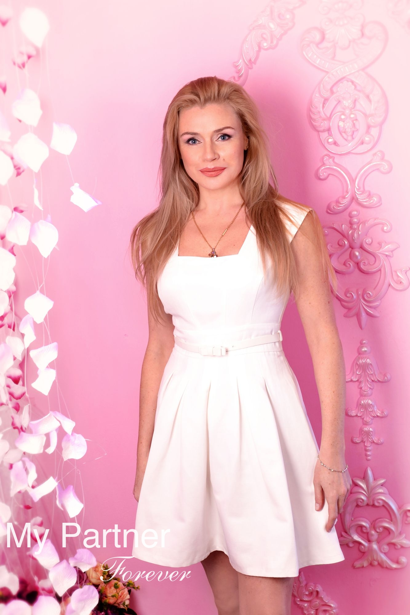 Datingsite to Meet Stunning Ukrainian Girl Oksana from Kharkov, Ukraine